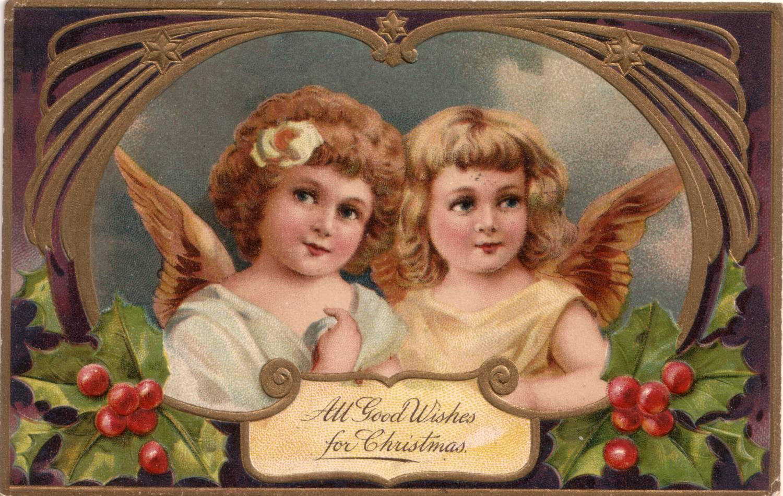 Новогодняя открытка своими руками поэтапно