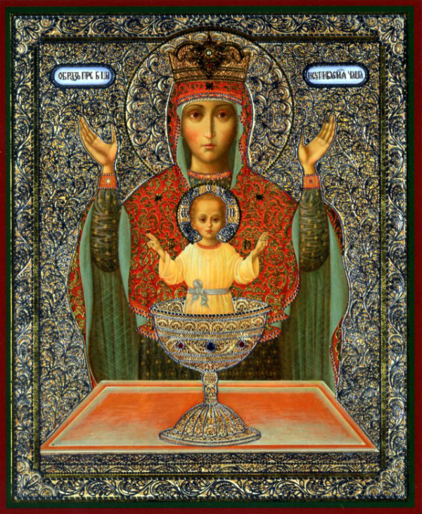 чудотворные иконы петербурга: