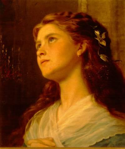 Софи андерсон 1823 1903 английская