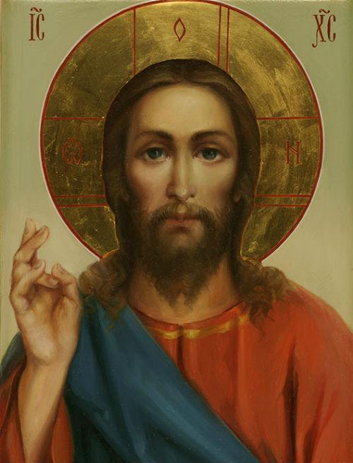 Акафист господу Иисусу
